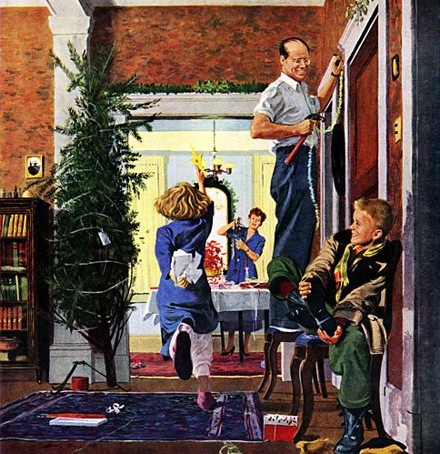 Остин Бриггс. Накануне Рождества