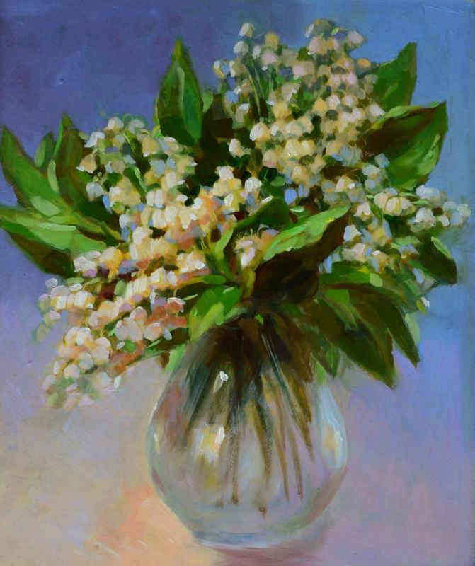 Julia Dmitrievna Astrovskaya. Lilies of the valley