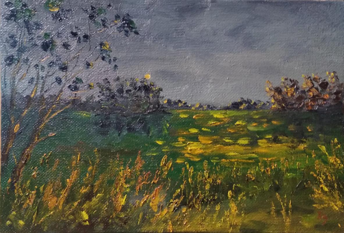 Sergei Nikolayevich Khodorenko-Zatonsky. Landscape