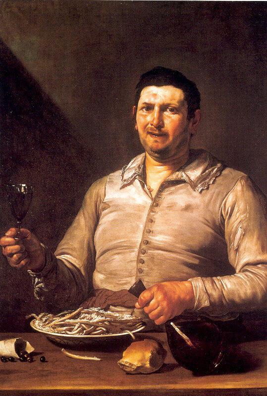 Хосе де Рибера. Сюжет 7