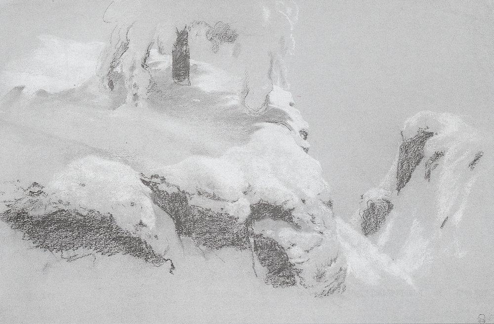 Ivan Shishkin. Wild North