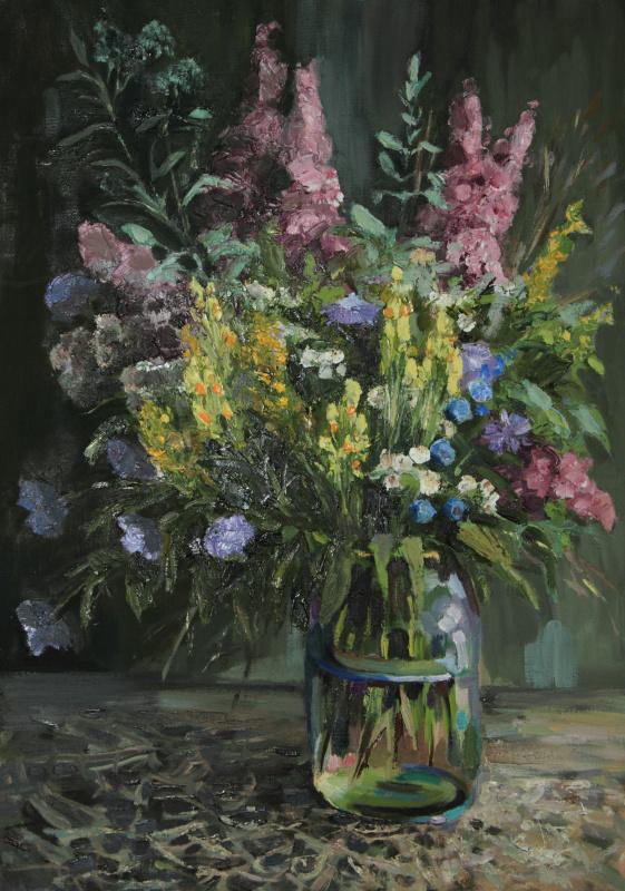 Светлана Холодняк. Полевые цветы