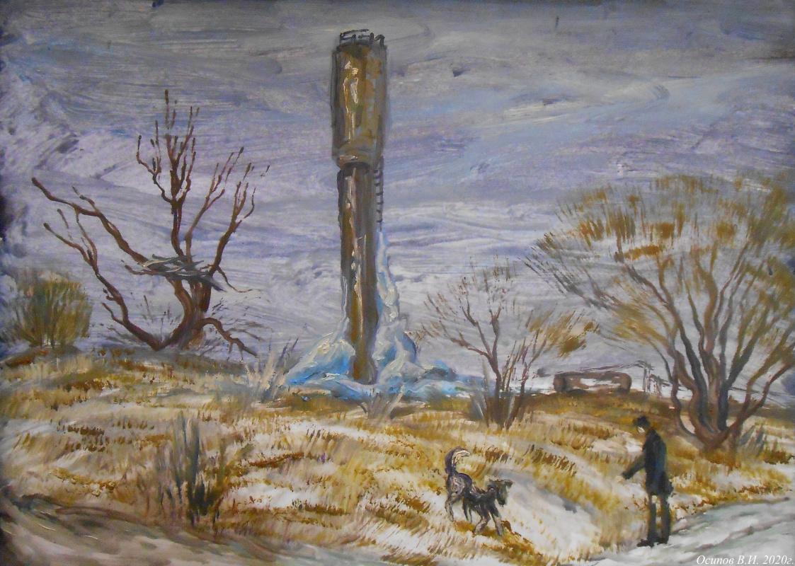 Владимир Иванович Осипов. Tower