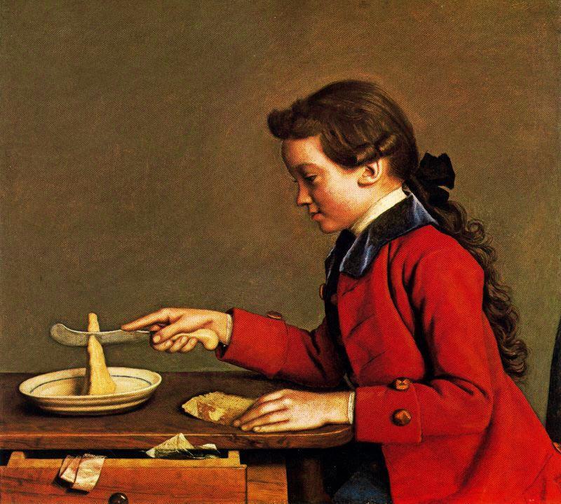 Jean-Etienne Liotard. Jean-étienne Liotard, eldest son of the painter