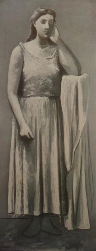 Pablo Picasso. Greek