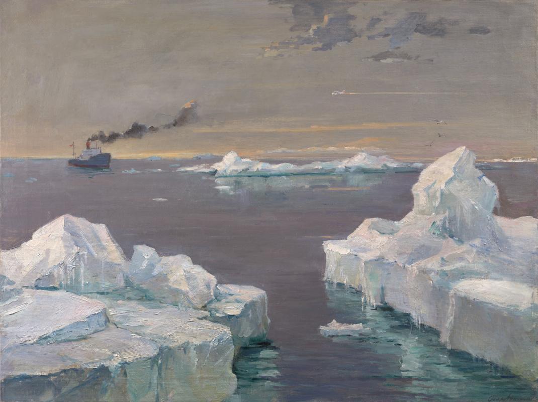 George Grigorievich Nyssa. Icebergs