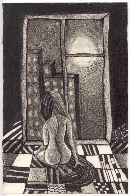 Юнна Никитина. Окно