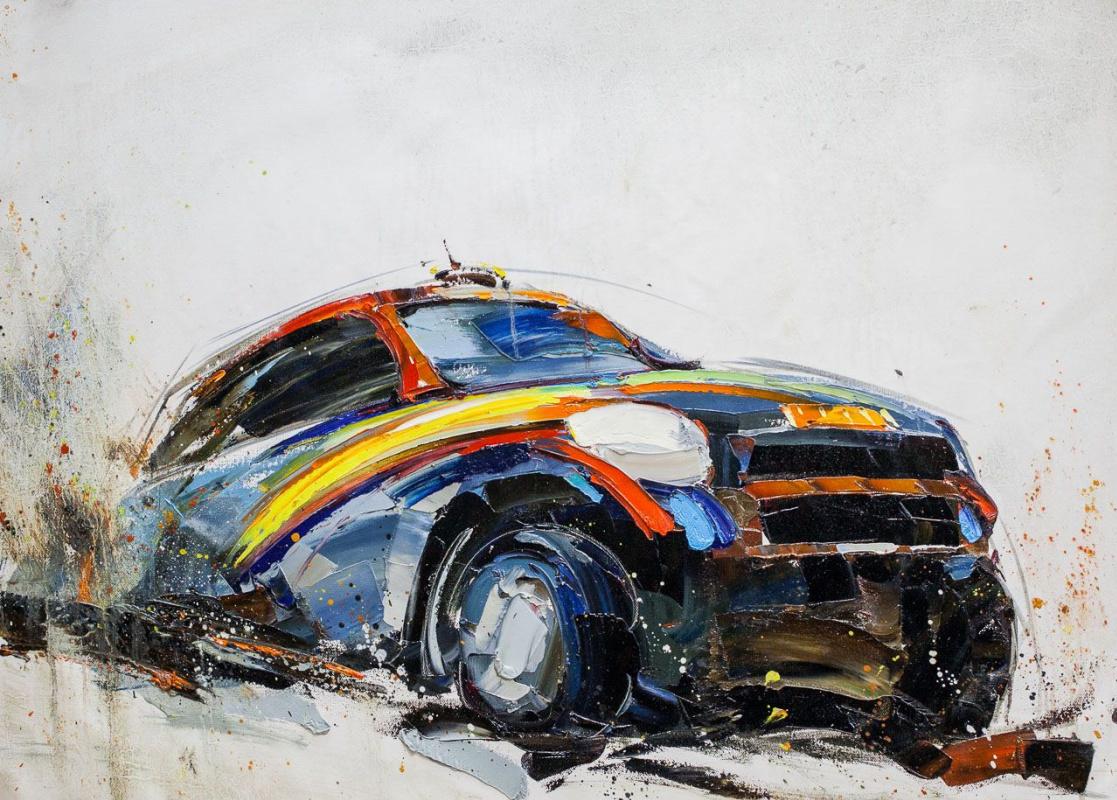 Jose Rodriguez. Car