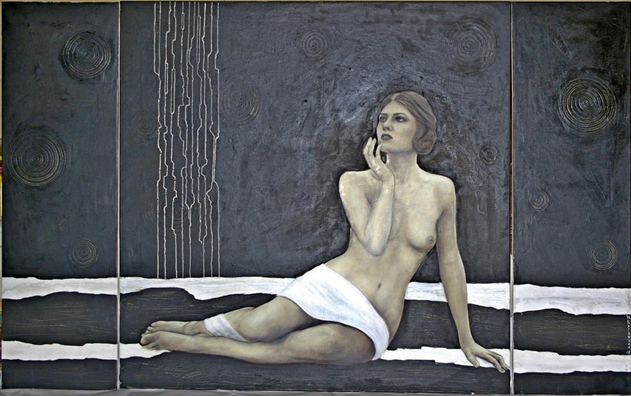 Наталия Багацкая. In the moonlight