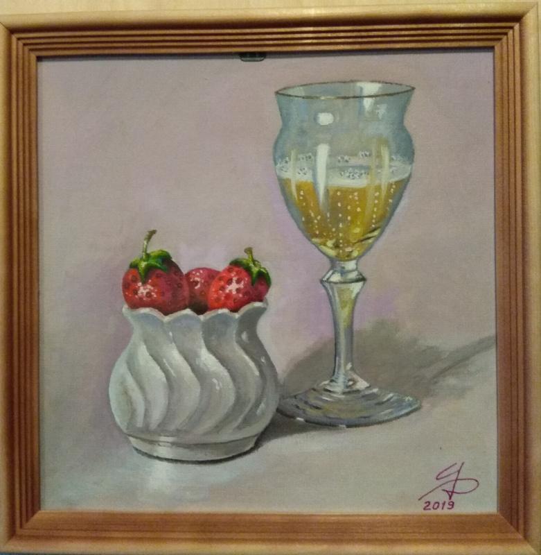 Dmitry Alexandrovich Tsvetaev. Strawberry