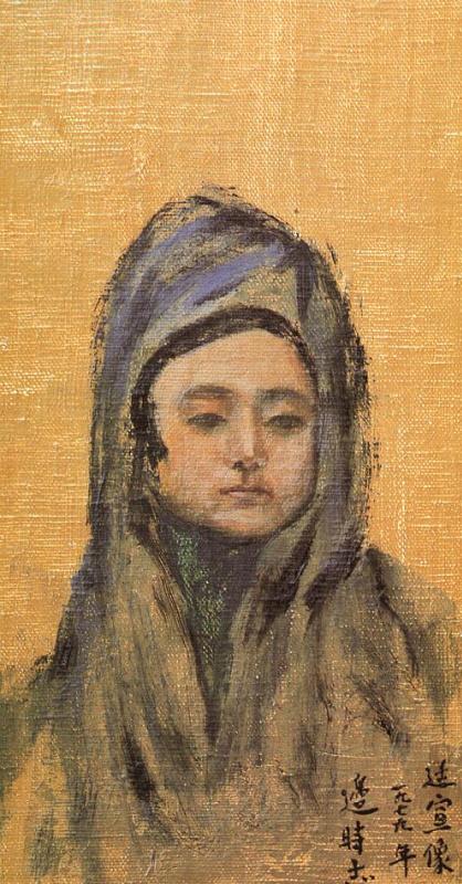 Бьюн Ши Джи. Портрет 8
