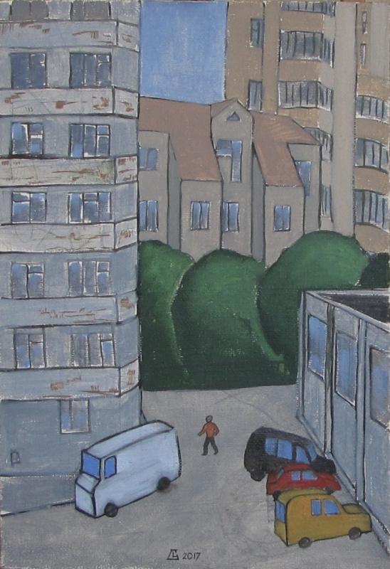 Sergey Vitalievich Chertov. New buildings