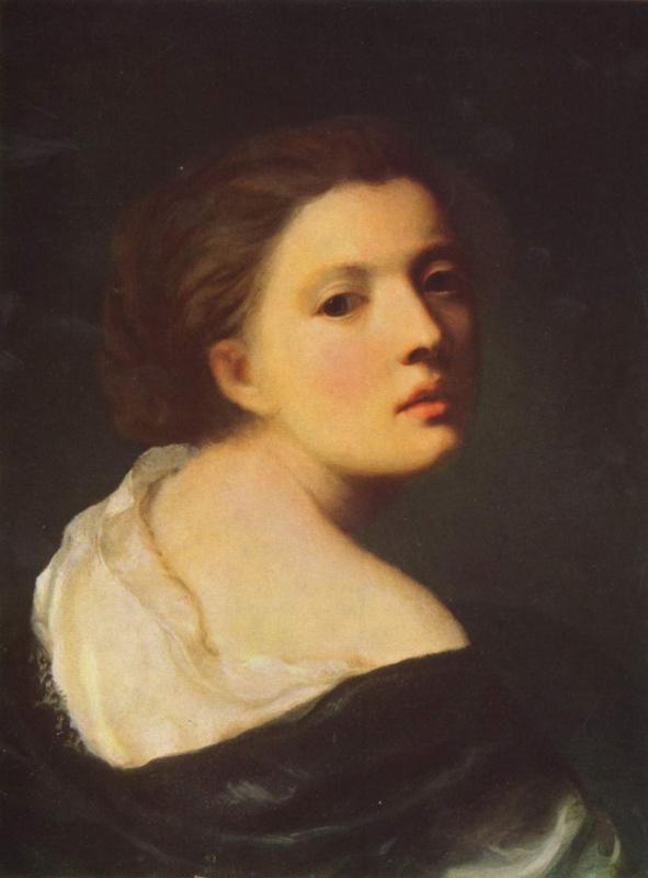 Jean-Baptiste Dreams. Portrait of a girl