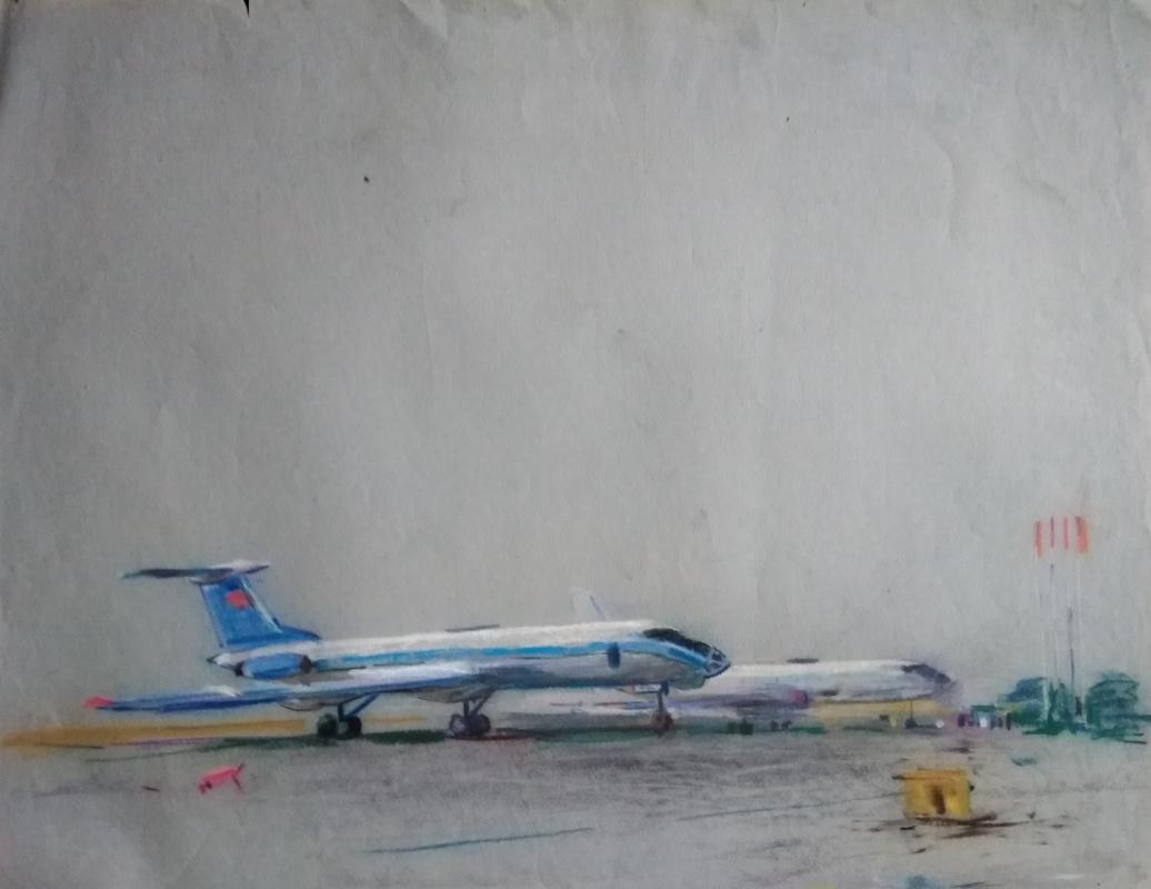 Unknown artist. Aircraft