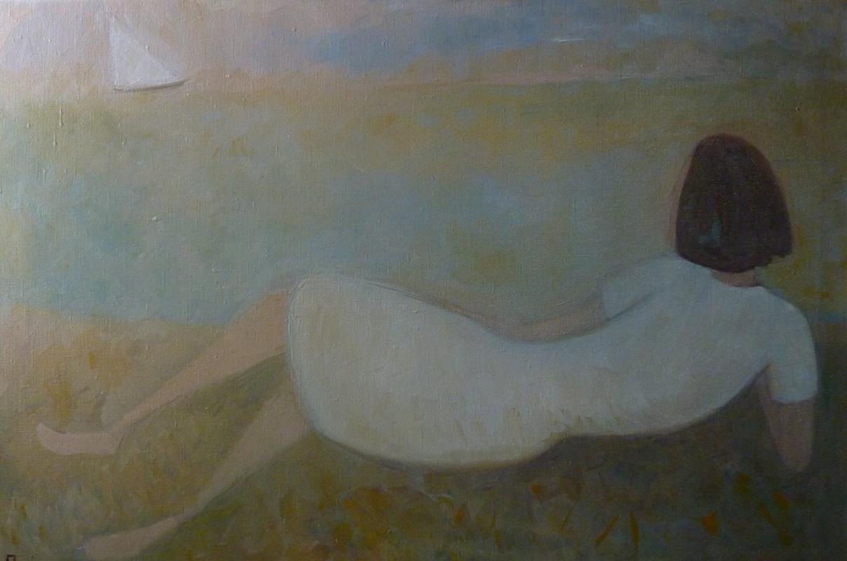 Svyatoslav Ryabkin. White Sail Sail Whitens