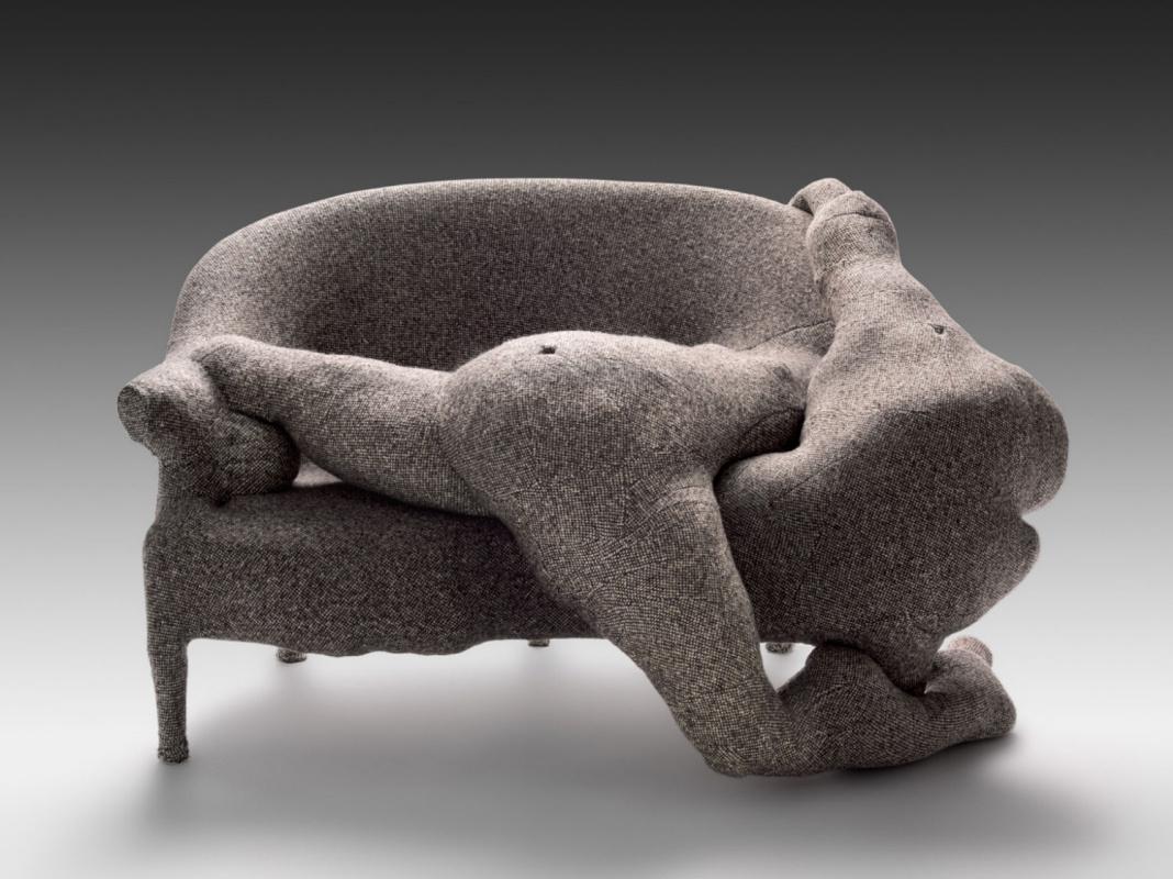 """Dorothea Tunning. Sofa """"Rainy day"""""""