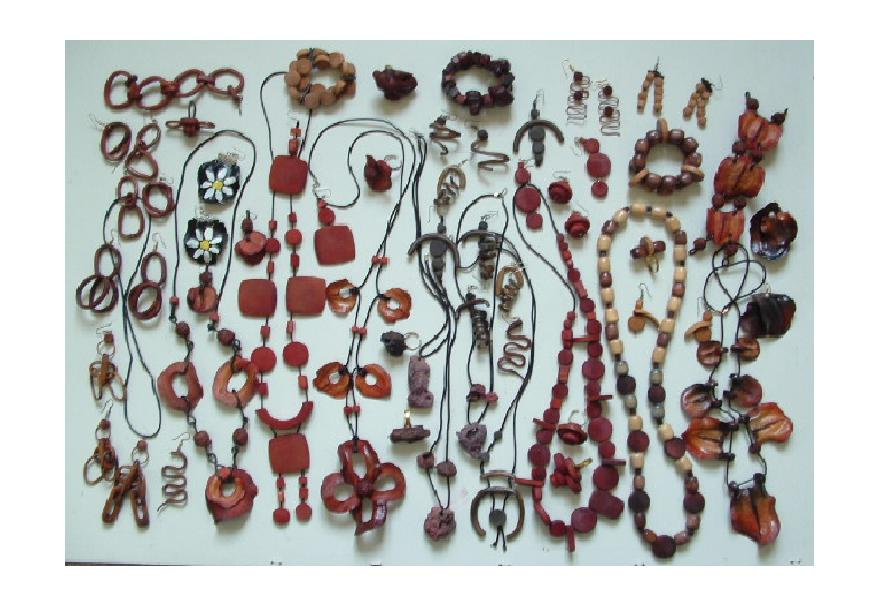 MARK YAKOVLEVICH GOLDFAYN. Jewelry and pipes