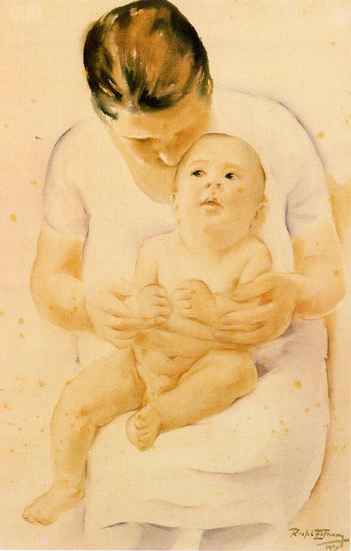 Рафаэль Эстрани. Материнская любовь