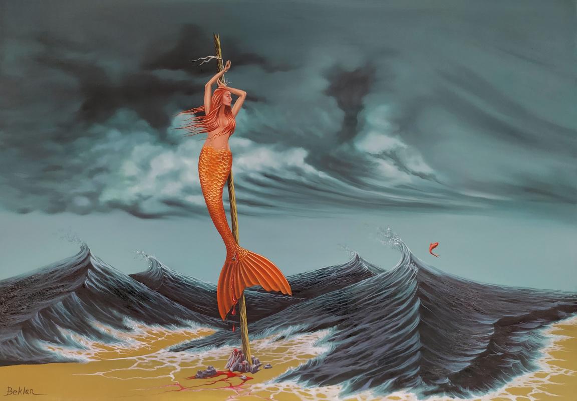 Beklan Kizilcay. LAST SEA GIRL