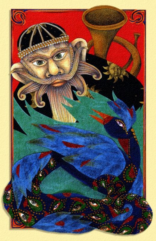 Лора Розэно. Синяя птица и другие сказки 05
