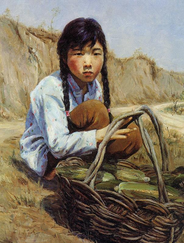 Цзян Хуэй. Горянка