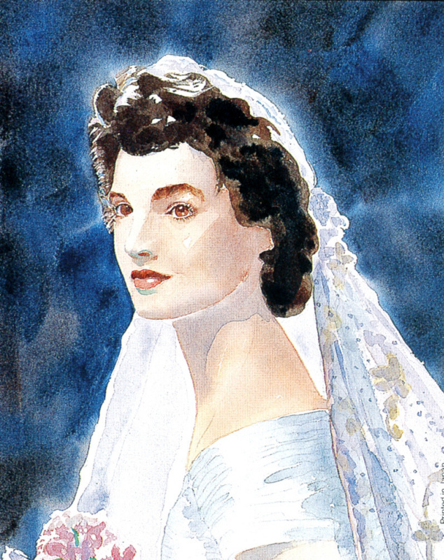 Дана Шрайбер. Невеста