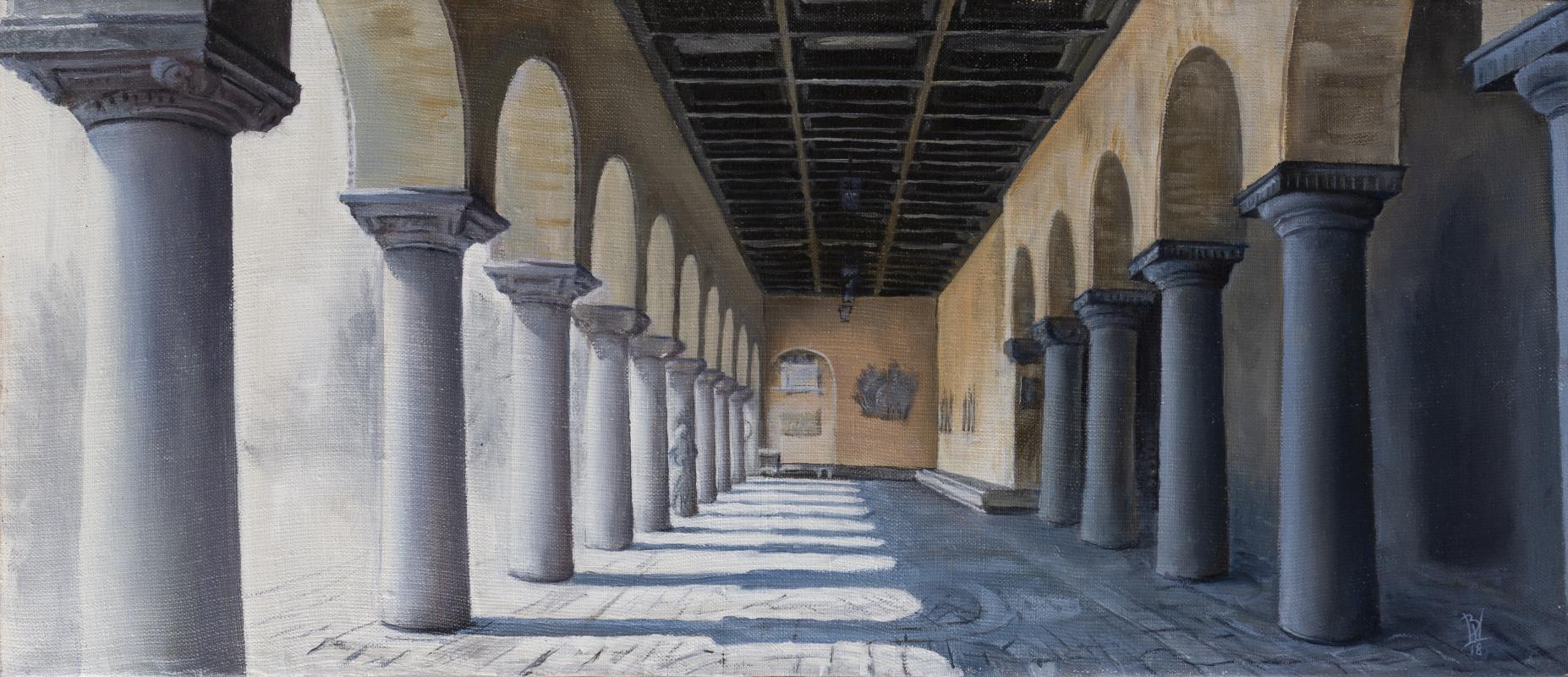 Вячеслав Юрьевич Шайнуров. Stockholm City Hall