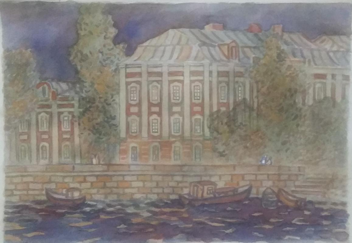 Vadim Vyacheslavovich Smirnov. Menshikov Palace