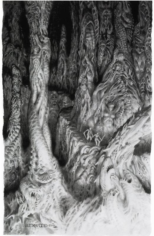 Тодд Локвуд. Пещера Ульрика