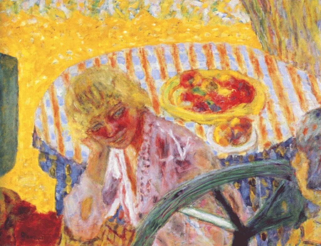 Пьер Боннар. Молодые женщины в саду