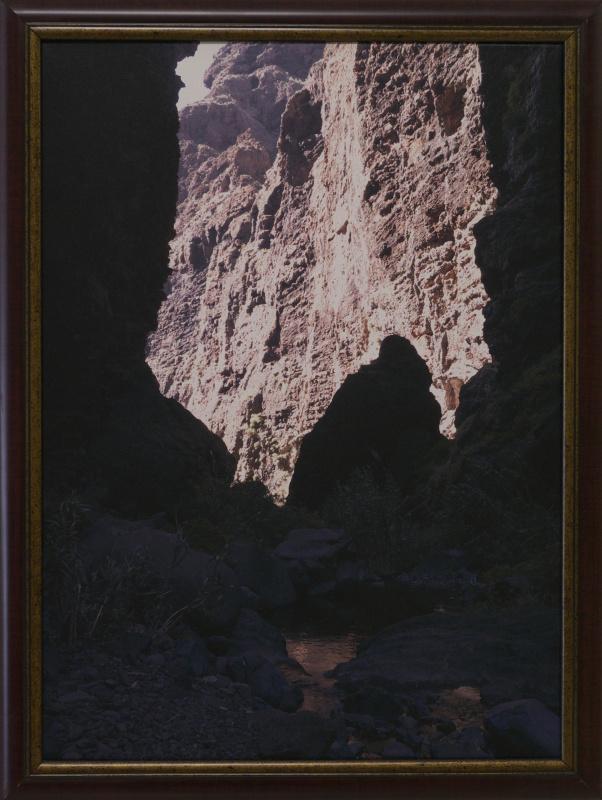 К. Грещук. Ущелье деревни Маска