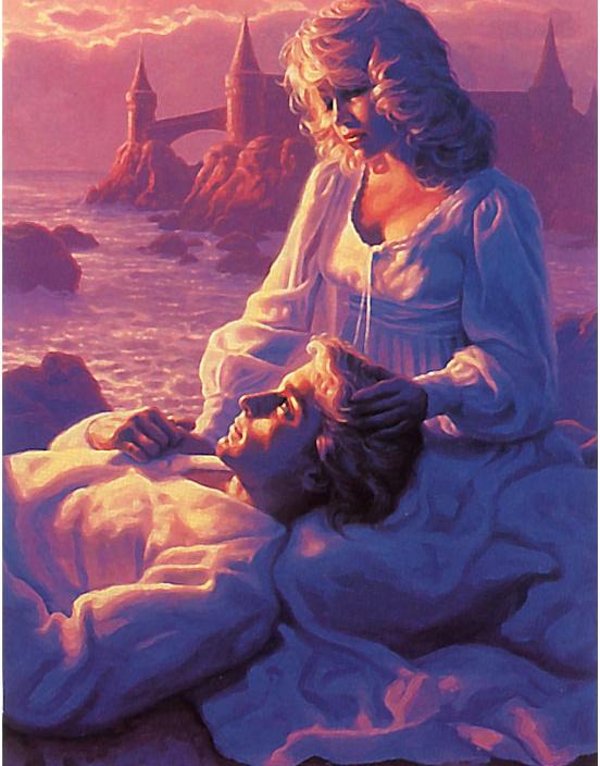 Грег Хильдебрандт. Влюбленные