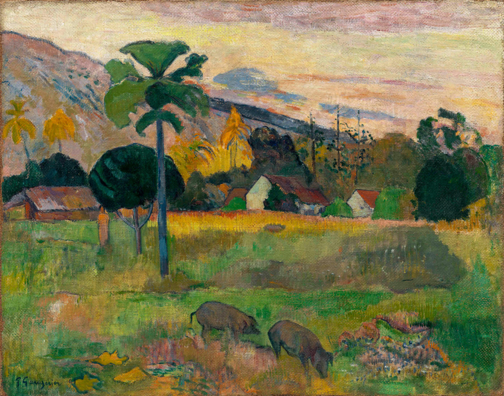 Paul Gauguin. Haere Mai