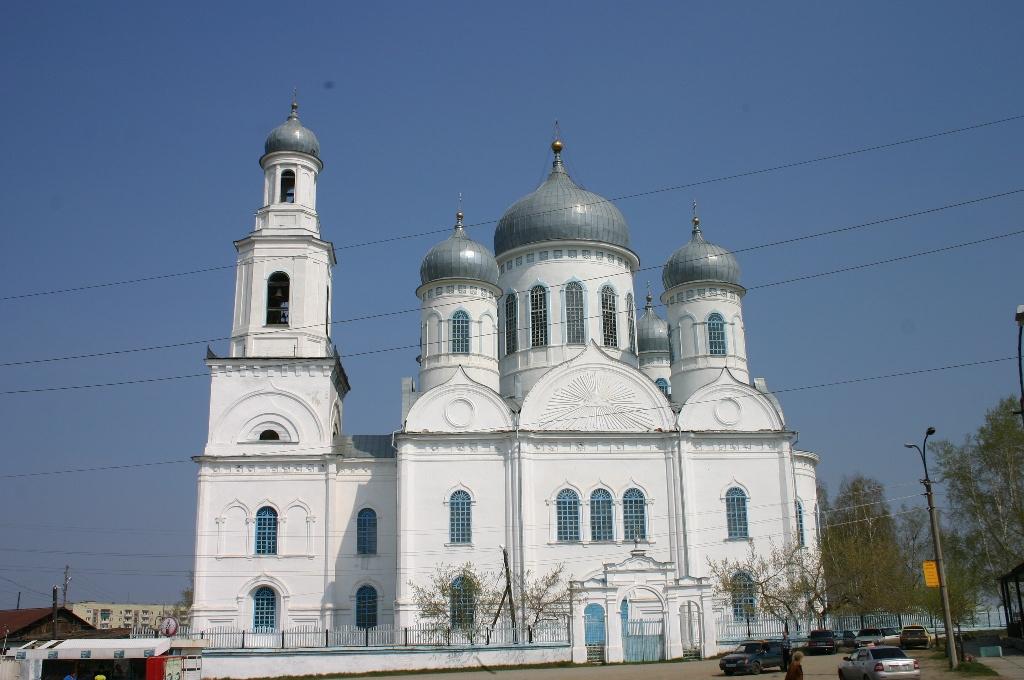 Ernst-Christian Georgovich Sortorius. Temple of the Lord's Ascension