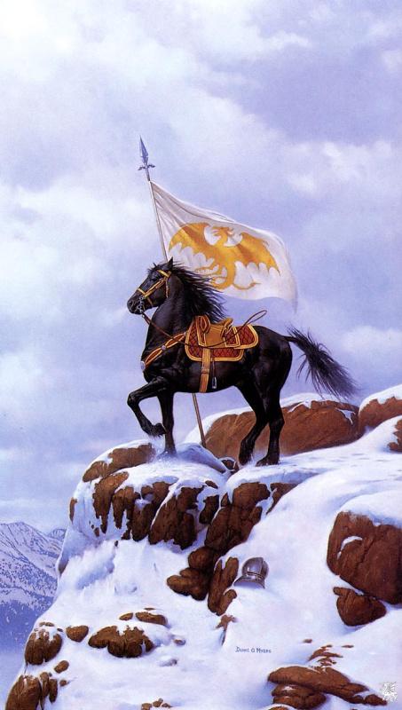 Дуэйн Омуерс. Лошадь победителя