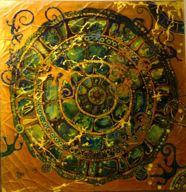 Александра Загряжская. Магический квадрат