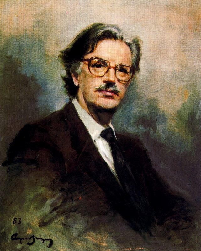 Каэтано де Аркер Буигас. Портрет мужчины
