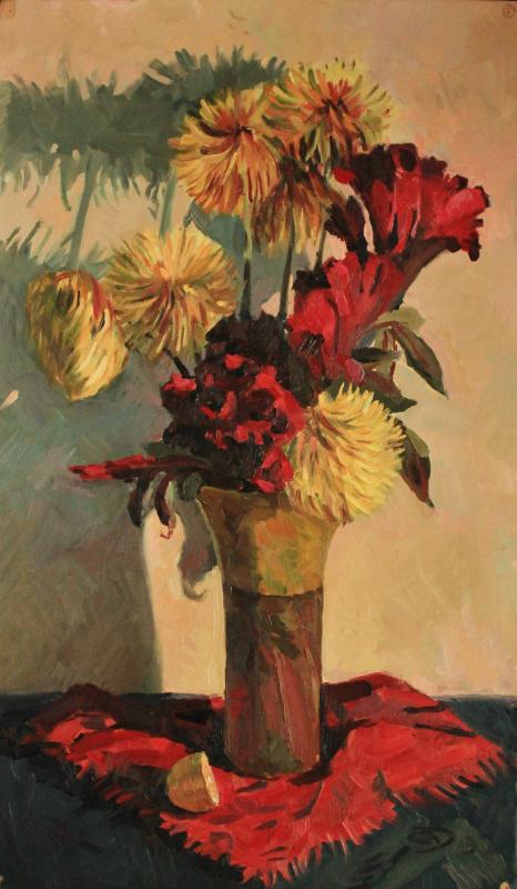 Alexander Svistunov. Chrysanthemum
