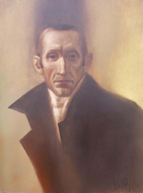 Ильяс Васыгович Усманов. Фёдор