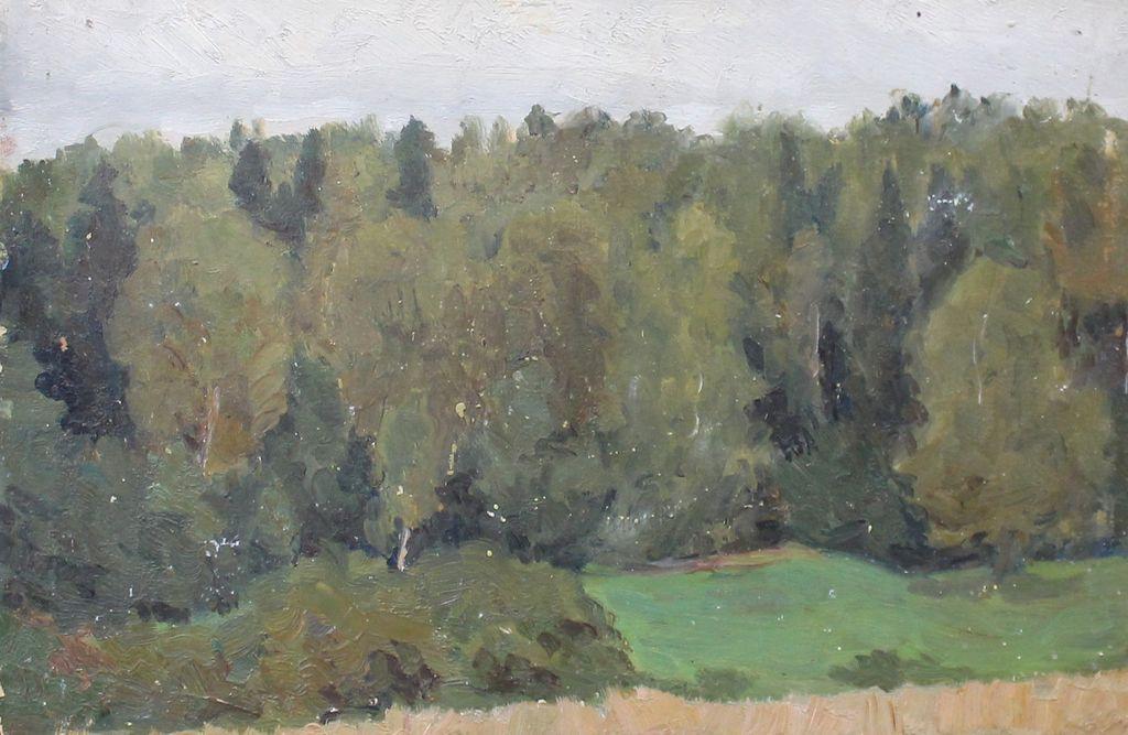 Orest Georgievich Betekhtin. Landscape