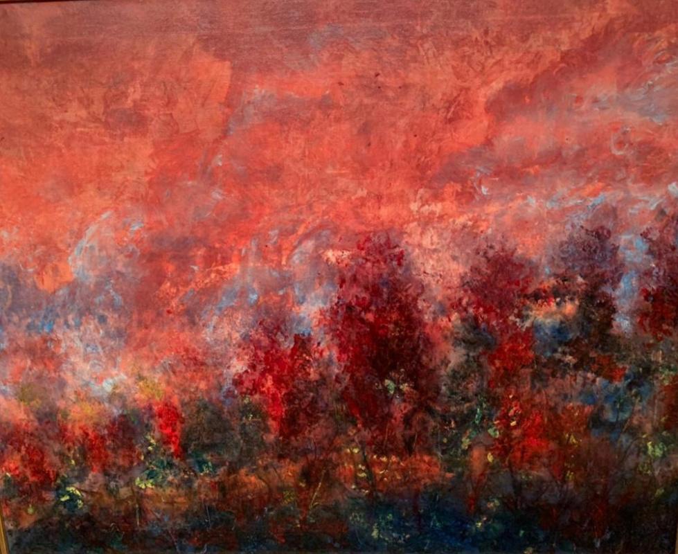 Vittorio Bellini. Landscape
