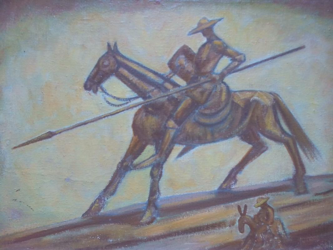 Вячеслав Коренев. Ржавый рыцарь
