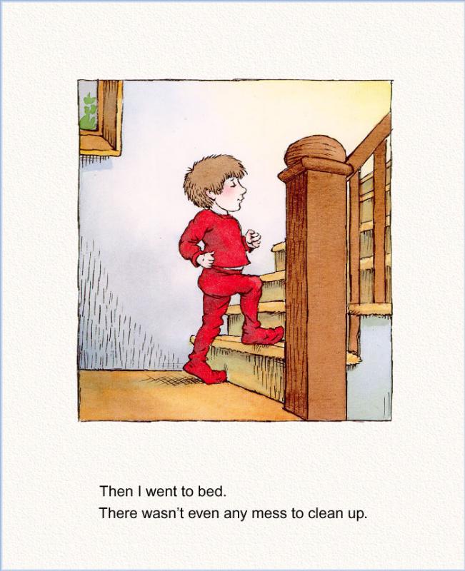 Иллюстрация к книге Там крокодил под моей кроватью 21