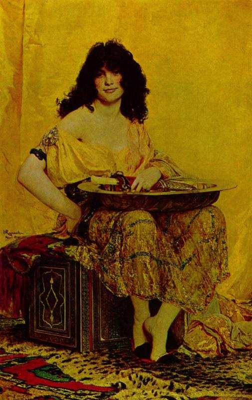 Henri Reno. Salome