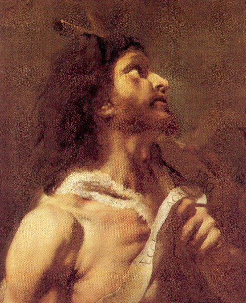 Джованни Баттиста Пьяццетта. Молитва