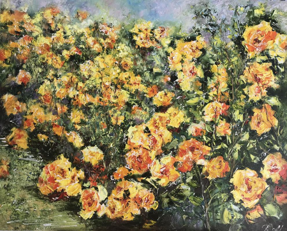 Диана Владимировна Маливани. Scent of Roses