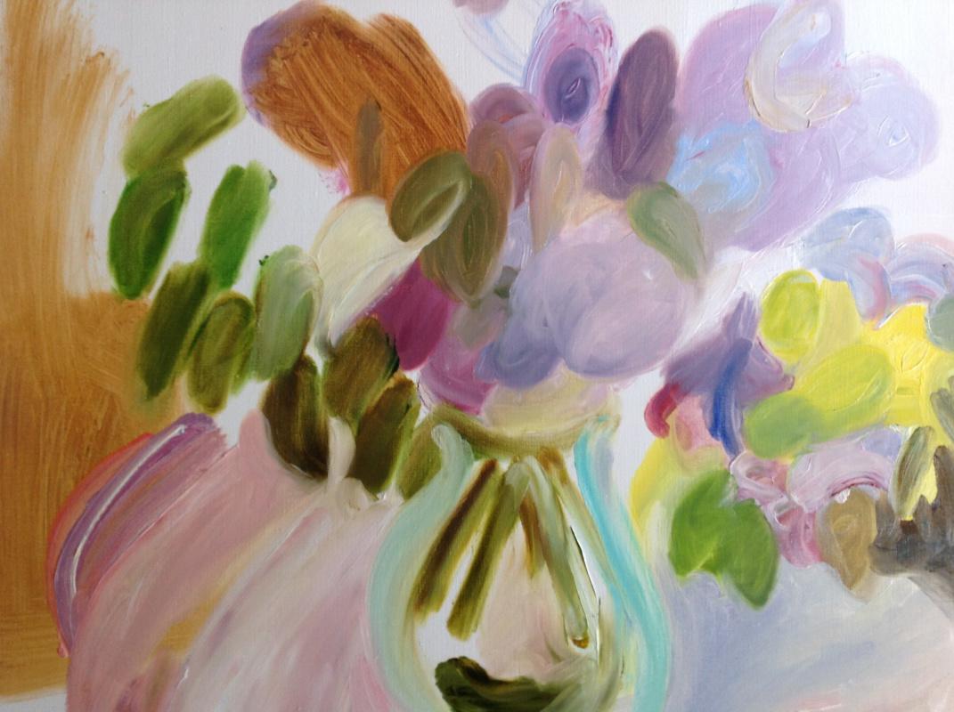Agnessa Morkovina. Lilac
