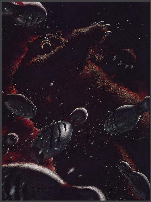 Тим Джесселл. Медведь