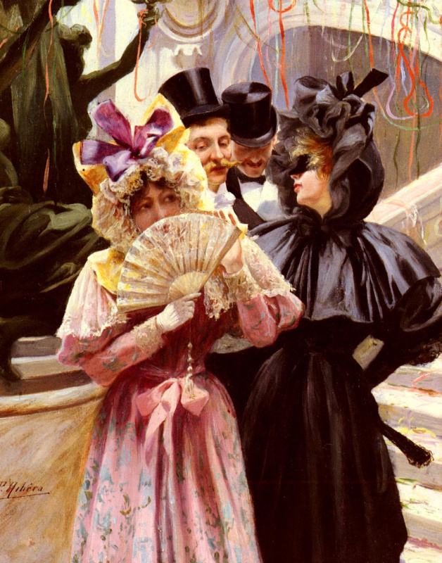 Пиерра Рибера. В Парижской опере