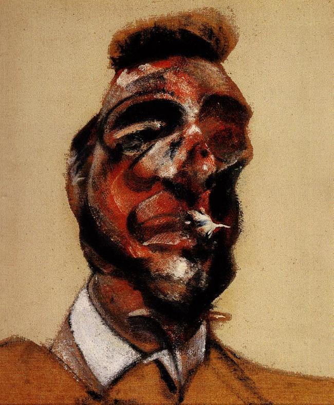 Фрэнсис Бэкон. Три этюда для портрета